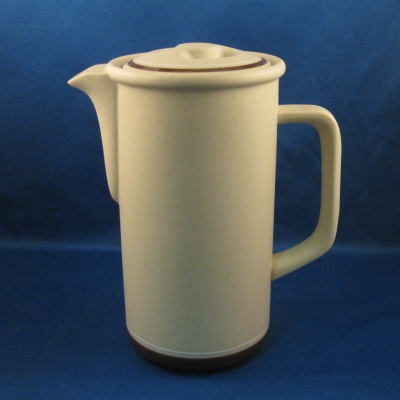 Arita Genesis-Beige coffee pot